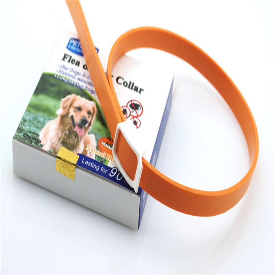 FGHGF Flea Tick Pet Dog Collar Waterproof Cat Puppy Collar Prevent Bug Mosquitoes S/M/L for different sizes