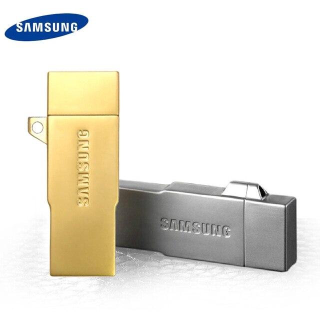 SAMSUNG USB Flash Drive Disk 64 ГБ 32 ГБ 16 Г USB 2.0 Мини Pen Drive Крошечный Pendrive Memory Stick Устройства Хранения Данных UDisk 100% ОРИГИНАЛ