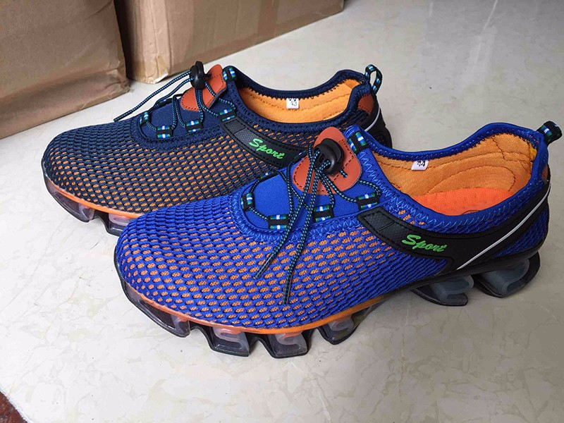Super Cool breathable running shoes men sneakers bounce summer outdoor sport shoes Professional Training shoes plus size 36