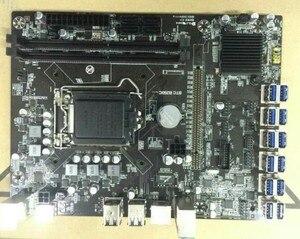 Новая промышленная горная доска B250-BTC-12P горная доска 12 карт графика PCIE слот Настольный