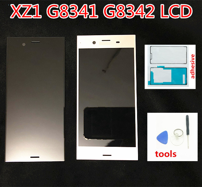 """5.2"""" Original LCD for SONY Xperia XZ1 Display Touch Screen Replacement for SONY XZ1 LCD Display Module XZ1 G8341 G8342 LCD(China)"""