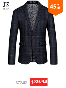Men's Clothing Mens Wool Blazer Striped Jacket Elbow Patch Blazer Tweed Blazers Coat Business Casual Overcoat Shierxi Sale Price