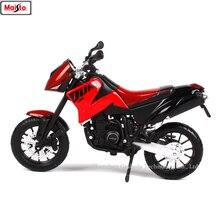 Maisto 1:18 KTM 640-DUKE original authorized simulation alloy motorcycle model toy car