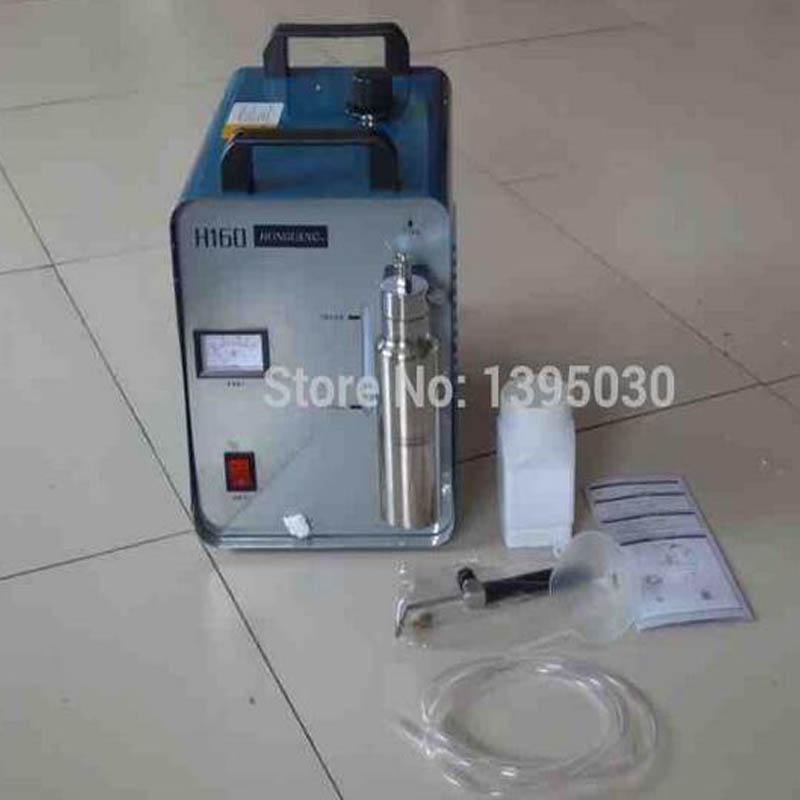1pc High power H160 acrylic flame polishing machine, word crystal Oxygen Hydrogen polisher