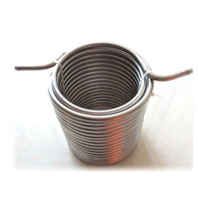 50*3/8 304 stainless steel Wort Chiller for your joceky box without connector