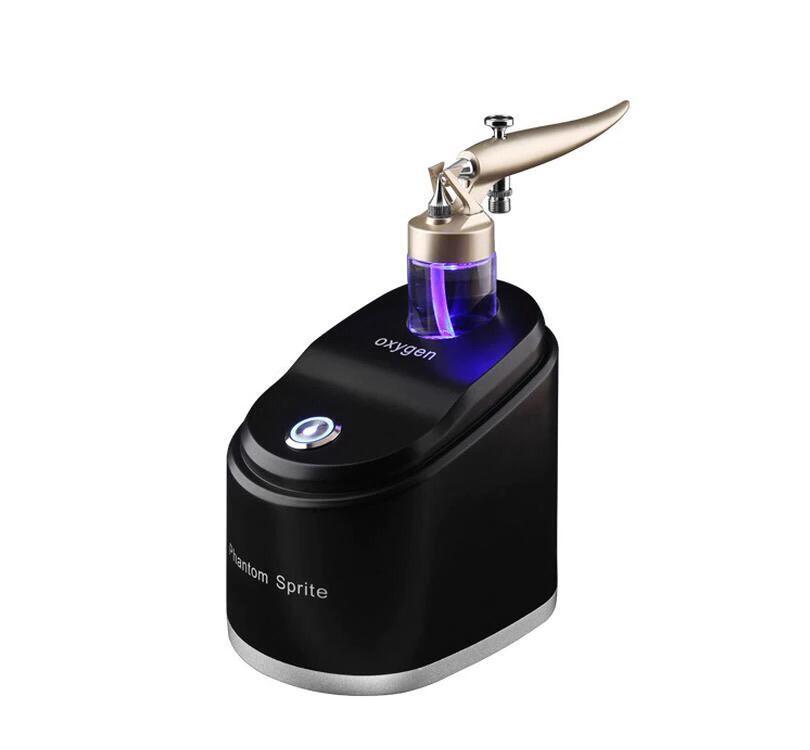 2019 New Water Oxygen Spray Machine For Skin Whitening Deep Moisturizing Anti-acne Wrinkle Rejuvenation Face Skincare Tools