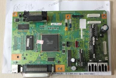 Original 95% New EP FX2175 FX2190 FX-2175 FX-2190 Main Board Logic Board 2104271 formatter board printer parts