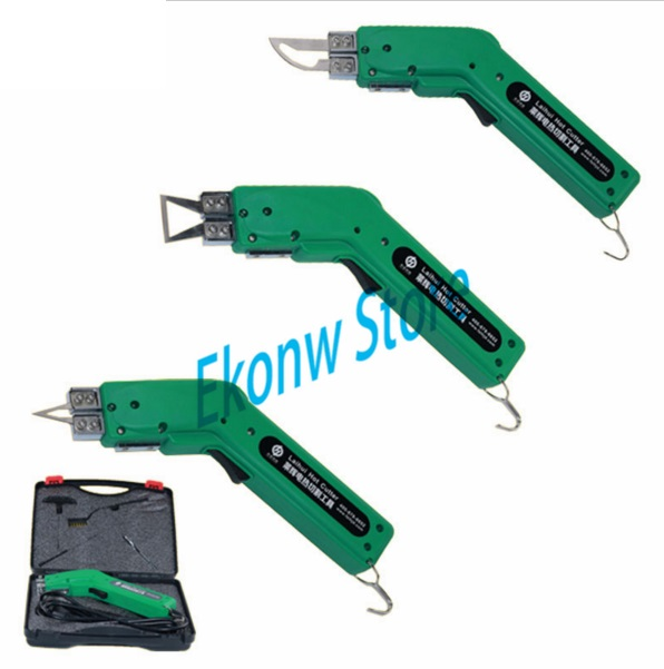 220V 100W Durable and Practical Hand Hold Banner Hot Heating Knife Cutter Rope Hot heat Knife fabric Cutter Tool
