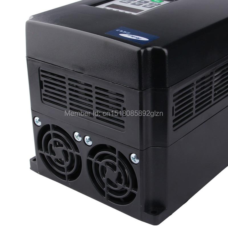 RITUO 3.7KW VFD variador de frecuencia de 220v 3.7kw VFD variador de - Piezas para maquinas de carpinteria - foto 5