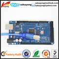 Mega 2560 R3 Mega2560 REV3 ATmega2560-16AU Conselho originais + Cabo USB compatível despeje arduino Mega 2560 r3