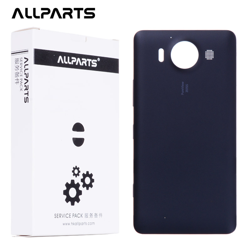 Warranty New Housing For Nokia Lumia 950 Back Cover Case Battery Rear Door with Adhesive Replacement Parts