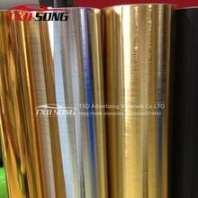 Высококачественная хромированная полированная виниловая пленка хромированное зеркало серебристый матовый виниловый автомобильная пленка с размером 5 м/10 м/15 м/20 м/30 м/рулон