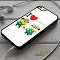 Herbalife Minions Cover Case for iphone 4 4S 5 5S 5C SE6 6s 6 plus 6s plus 7 7pus #CV1176