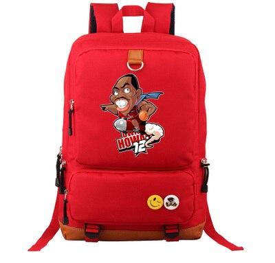 Cute Cartoon Star Howard Printed Backpack Mochila School Bag Large Size 16 inch Laptop Bag Xmas Gift Couple Bag