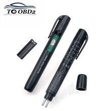 Авто тестер тормозной жидкости тестер проверка качества жидкости 5LED индикатор для DOT3/DOT4 диагностическое тестирование