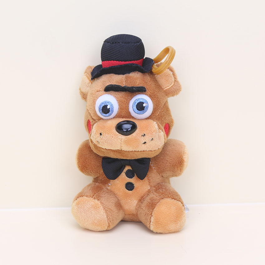 14-15cm-Five-Nights-At-Freddys-5-FNAF-Plush-Toys-Nightmare-Freddy-foxy-Bonnie-Soft-Stuffed-Dolls-Kids-Gift-3