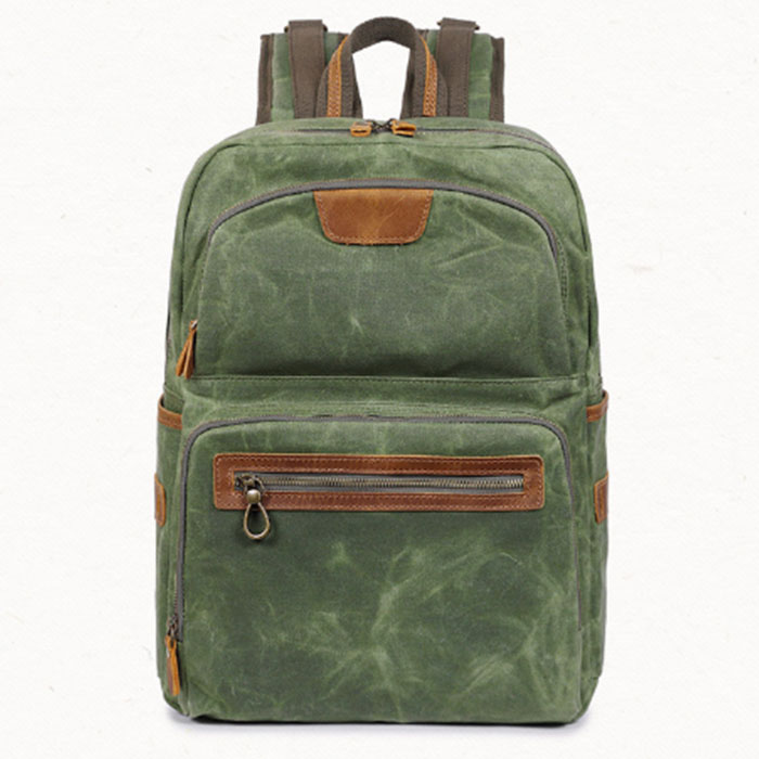 men's canvas backpack vintage student school bags for teenagers laptop bag casual rucksack travel large capacity daypack high quality british style vintage canvas backpack rucksack school bags for teenagers travel bag backpacks for laptop