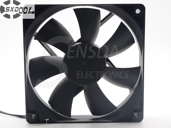 SXDOOL brushless EC electric axial fan motor 120*120*25 mm 120mm 12cm double voltage 115V 230VAC 50/60Hz 7W 2600RPM 100.2CFM минипечь gefest пгэ 120 пгэ 120