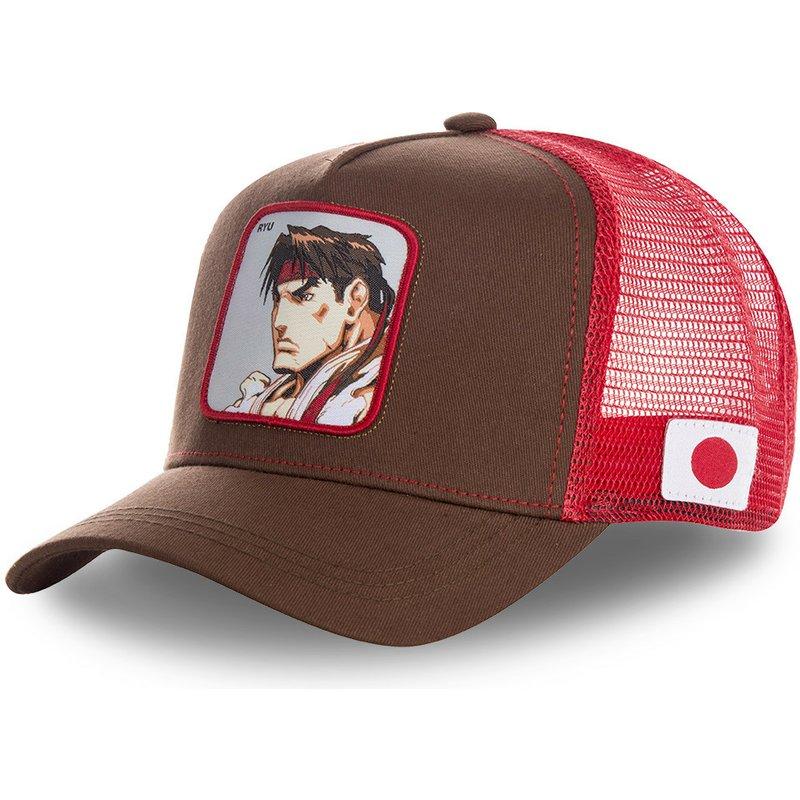 capslab-ryu-ryu-street-fighter-red-trucker-hat (1)