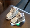 baby girl led princess cute shoe lights up glowing  boots for kids baby girl toddler led sneakers casual shoes girl with lights