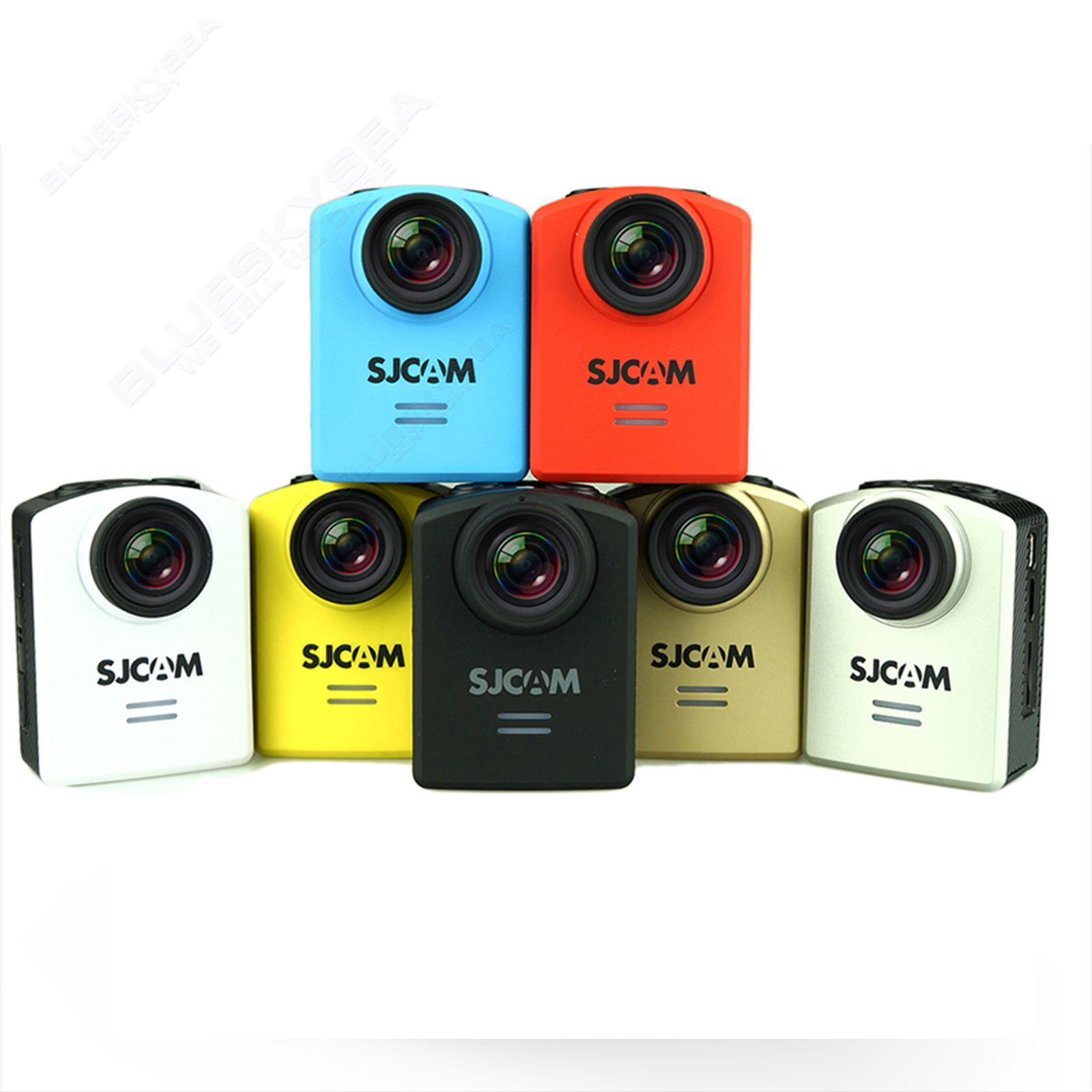 SJCAM M K HD P MP WIireless Action Camera Waterproof WiFi Police