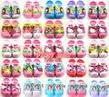 Модные девушки мультфильм 3D kitty эльза принцесса сандалии прохладным летом дети сандалии детские тапочки пляжная обувь флип-флоп фен