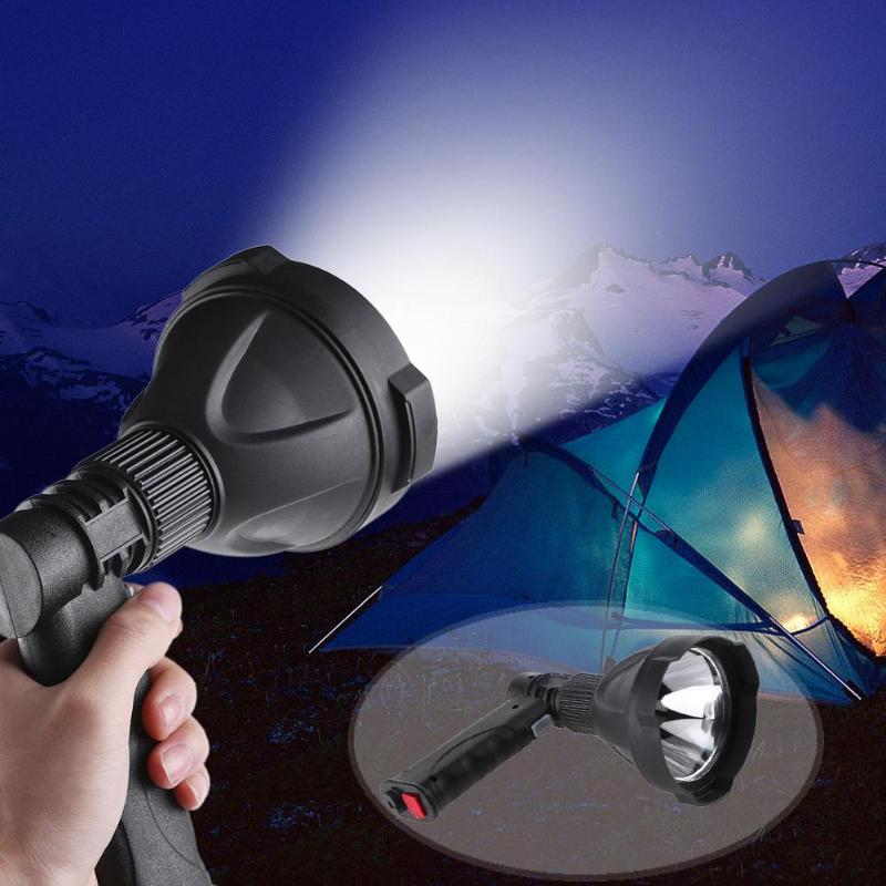 Handheld Portable Flashlight USB Rechargeable High Power T6 LED Flashlight Lawn Lamp Outdoor Handheld Torch Searchlight driver side front right electric master window control switch for peugeot 307 307cc 307sw 6554 kt