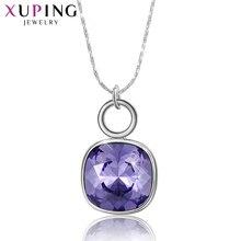 Xuping элегантный узор любовь кристаллами от Swarovski для женщин Подвески на День святого Валентина вечерние подарки SS2-30209