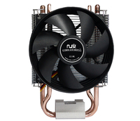 5 Heatpipe Side Blown Water Cooling Air CPU Cooler For LGA 775 1150 1155 1156 AMD