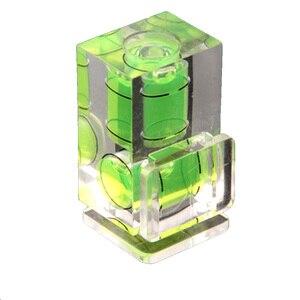 Image 5 - Kaliou nivel de burbuja de 2 ejes Universal Nivel de zapata caliente para Canon Nikon Casio Fuji Samsun Cámara accesorios DSLR
