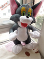 Free shipping Tom And Jerry plush toy the Cat Tom doll  60cm big size staffed soft toy factory supply