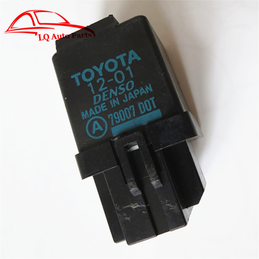 81980 12070 166500 0300 Flasher Relay Turn Signal For Toyota Corolla Mr2 Camry Rav4 Hilux Hiace Lexus Es300 Gs300 Ls400 In Car Switches Relays From