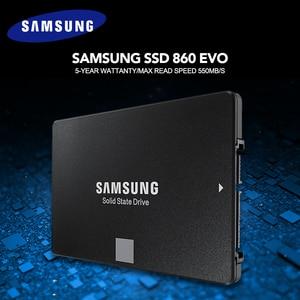 Image 4 - Samsung 860 EVO SSD 250GB 500GB Internal Solid State Disk HDD Hard Drive SATA3 2.5 inch Laptop Desktop PC Disk HD SSD