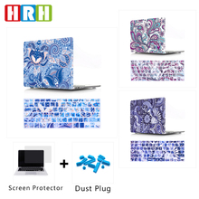 купить Sleeping Deer Laptop Body Shell Protective Hard Case for 2016 New Macbook Pro 13 A1706/A1708 Retina 15 A1707 w/without Touch Bar по цене 1171.71 рублей
