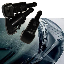 Efficient 2PCS Car Auto Windshield Washer Wiper Water Spray Nozzle Car Window Cleaner For Chrysler 300 For Dodge Magnum Charger