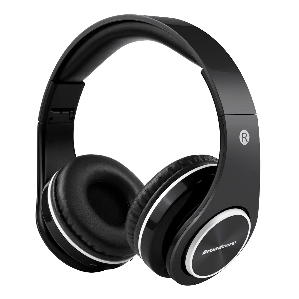 Hot Broadcore Bluetooth Headphones Music Earphone Stereo Foldable font b Headset b font TF card with