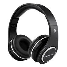 Caliente Broadcore Auriculares Bluetooth Música Auriculares Estéreo Plegable Auriculares tarjeta TF con Micrófono del Mic para el iphone 6 s de la Galaxia HTC