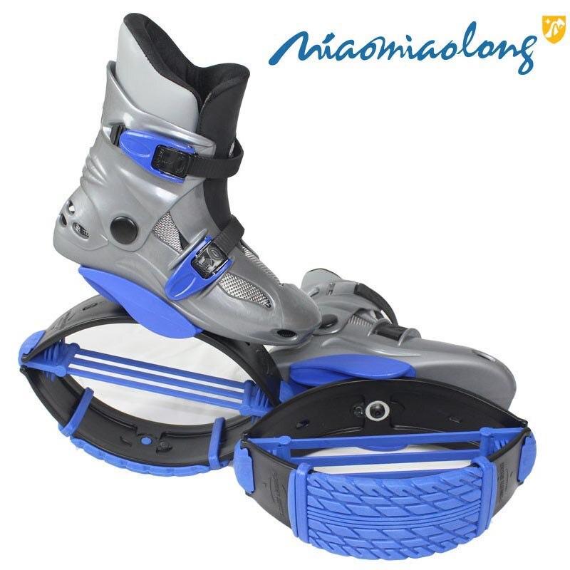 Adultes Enfants Kangourou Saut Chaussures Rebond Chaussures Recommander Poids 20-110 kg (44lb-243lb) Rebond chaussures
