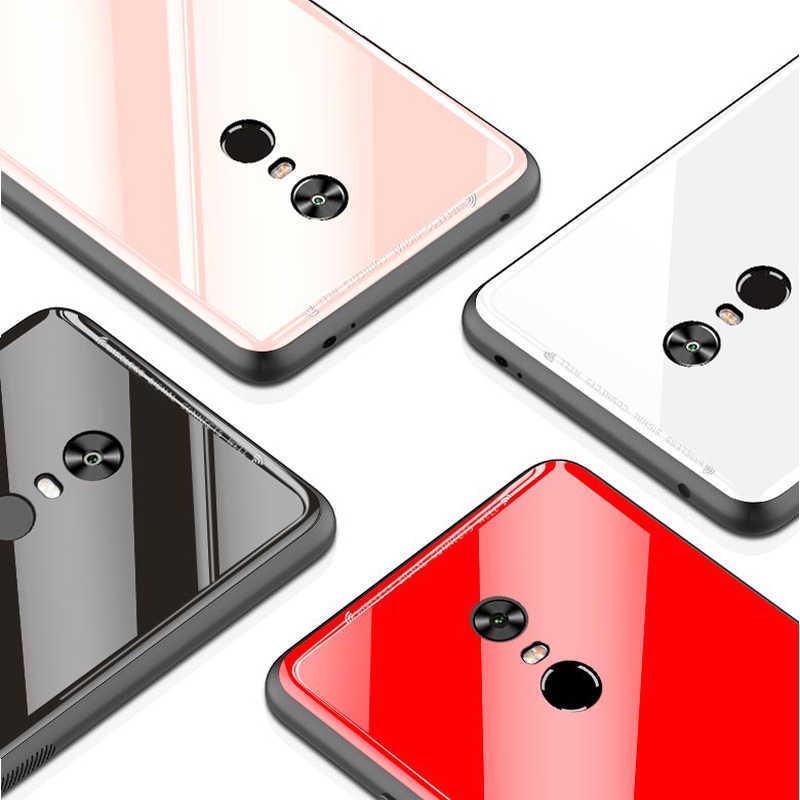 Xiaomi Redmi Note 4X Чехол роскошный глянцевый закаленное Стекло чехол на ксиоми редми нот 4x 32/64 гб Силиконовый чехол на сяоми редми ноут 4х редми нот 4 ксиоми редми 4х чехол на Xiaomi Redmi Note 4X Note 4 Redmi 4X