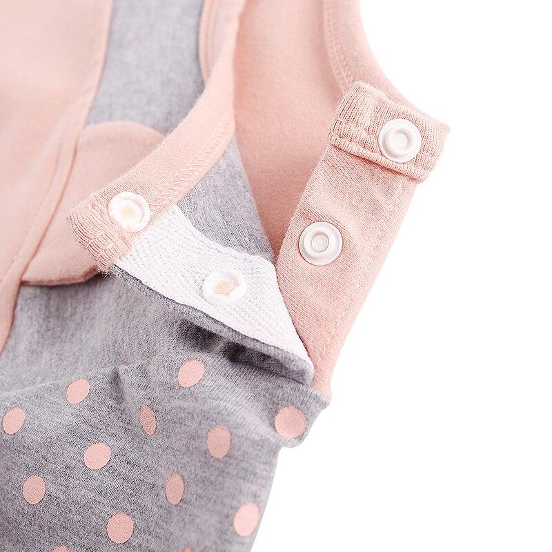 Lente Herfst Pasgeboren Peuter Zuigeling Schattige Babykleding Lange - Babykleding - Foto 5