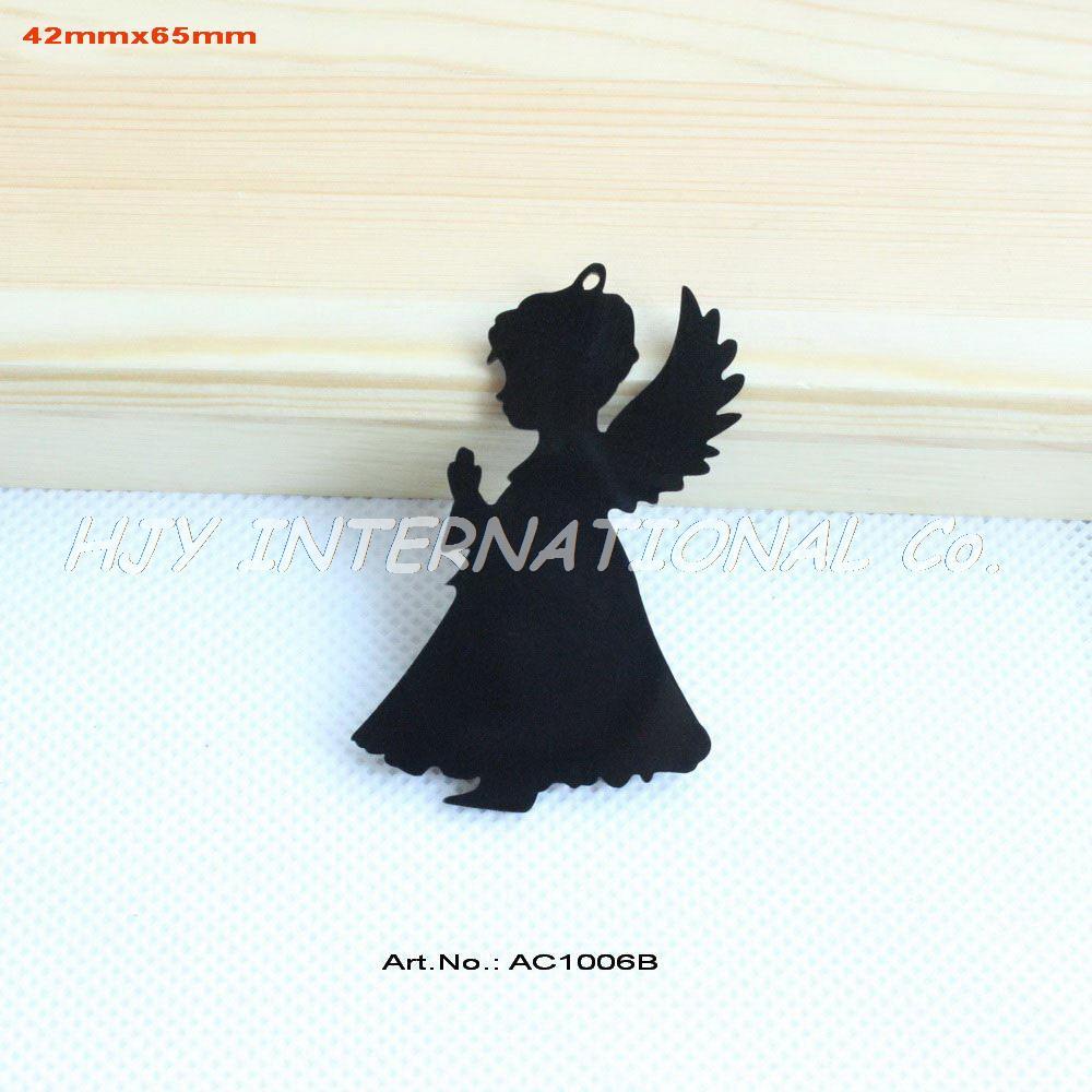 Popular Black Angel Christmas OrnamentsBuy Cheap Black Angel