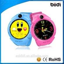 Original Genuine official GPS Smart Watch Baby Kids LED Flashlight Call Children Safe Anti-Lost Monitor Camera Study pk Q90 Q50