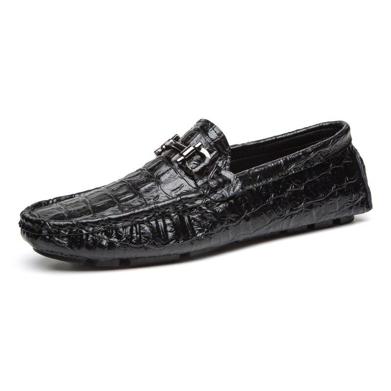 Nouveau Mocassins 8002w Hommes Chaussures Livraison 8002dl Gratuite Cuir Conduite 8002b Casual Appartements En Split 8002z 8002b De 2018 Luxe qXdCX