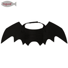 1PC Funny Cats Cosplay Costume Halloween Pet Bat Wings Cat Fit Party Dogs Playing Accessories