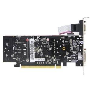 Image 2 - Yeston Radeon RX550 4GB GDDR5 PCI Express 3.0 DirectX12 Single Slot graphics card VGA+HDMI+DVI D graphics card of Desktop