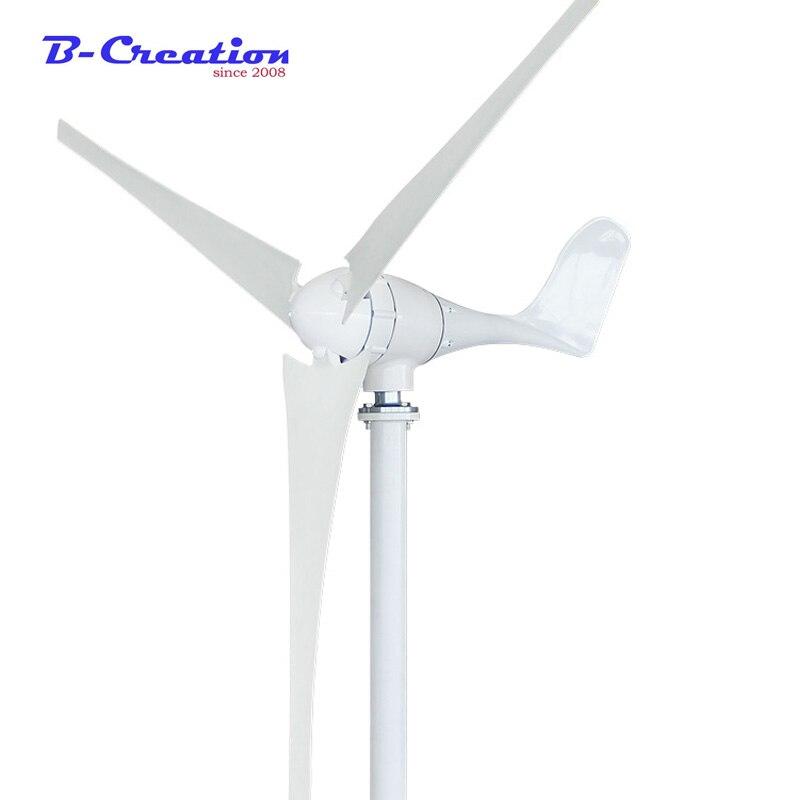 600 w 12 v 24 v 48vAC potabile mulino a vento per mountain/generatore di turbina del vento con il regolatore600 w 12 v 24 v 48vAC potabile mulino a vento per mountain/generatore di turbina del vento con il regolatore