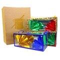 Средний Размер Super Delux Бумага Сумка Появившись Цветок С Пустыми коробка Этап Фокусы Мечта Сумка Большая Иллюзия Волшебный Ребенок подарки