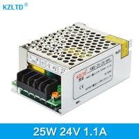 24V 1A 25W Switched Mode Power Supply AC DC 110V 220V To 24V LED Transformer Adapter