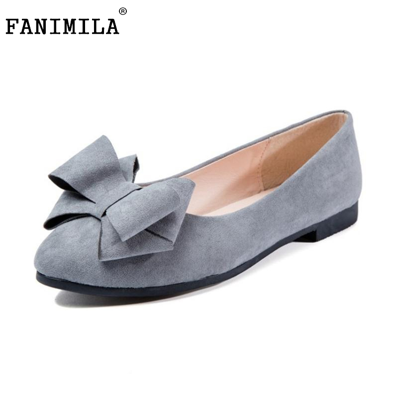 Sexy Ladies Flats Shoes Women Bowtie Flat Wedding Shoe Pointed Toe Lady Party Comfortable Leisure Vacation Footwears Size 35-40 plus size 34 43 new platform flat shoes woman spring summer sweet casual women flats bowtie ladies party wedding shoes