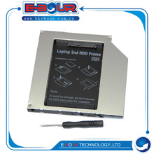 Caddy Optical-Drive CDROM Universal Slim Aluminum IDE for Laptop DVD Bay 2nd-Hdd